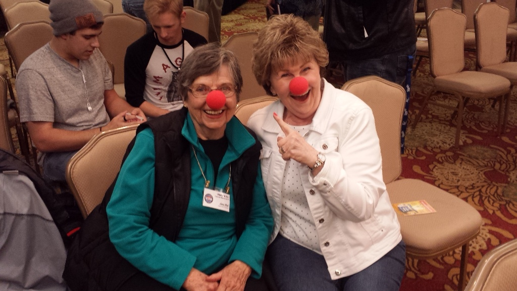 The Magic of the Red Nose!