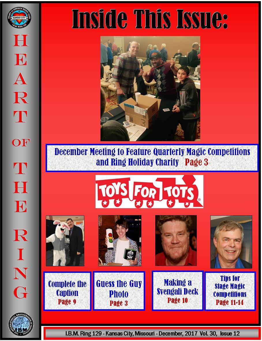 Ring 129 Newsletter