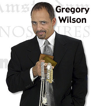 Gregory Wilson Lecture
