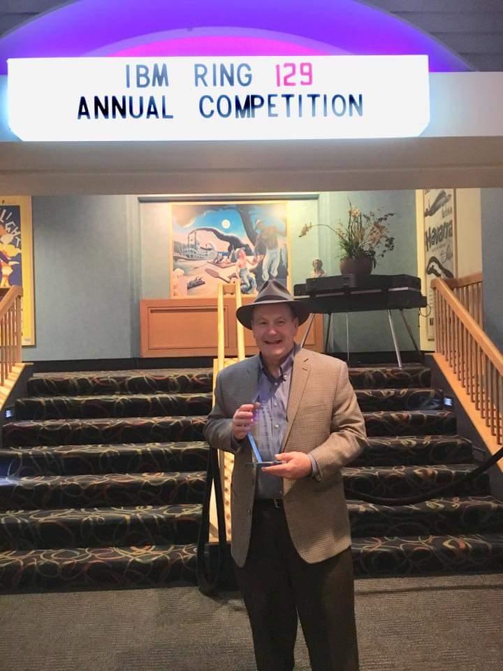 Dennis Burks Winner SMOY 2018