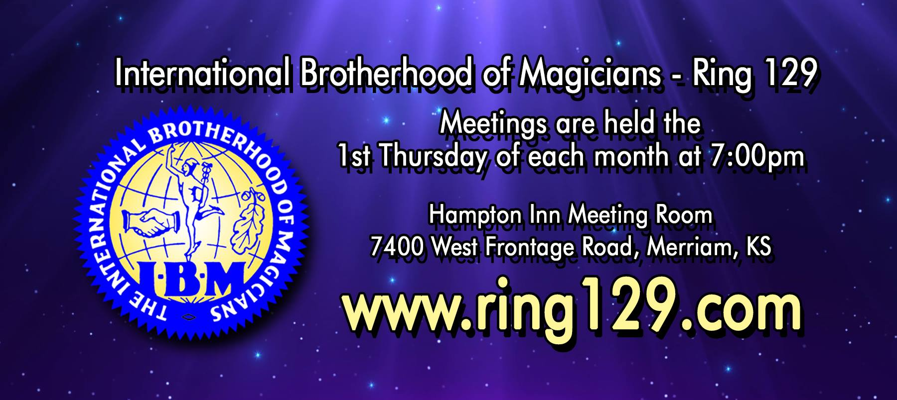 Ring Meeting This Month